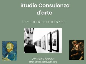 studio consulenza arte